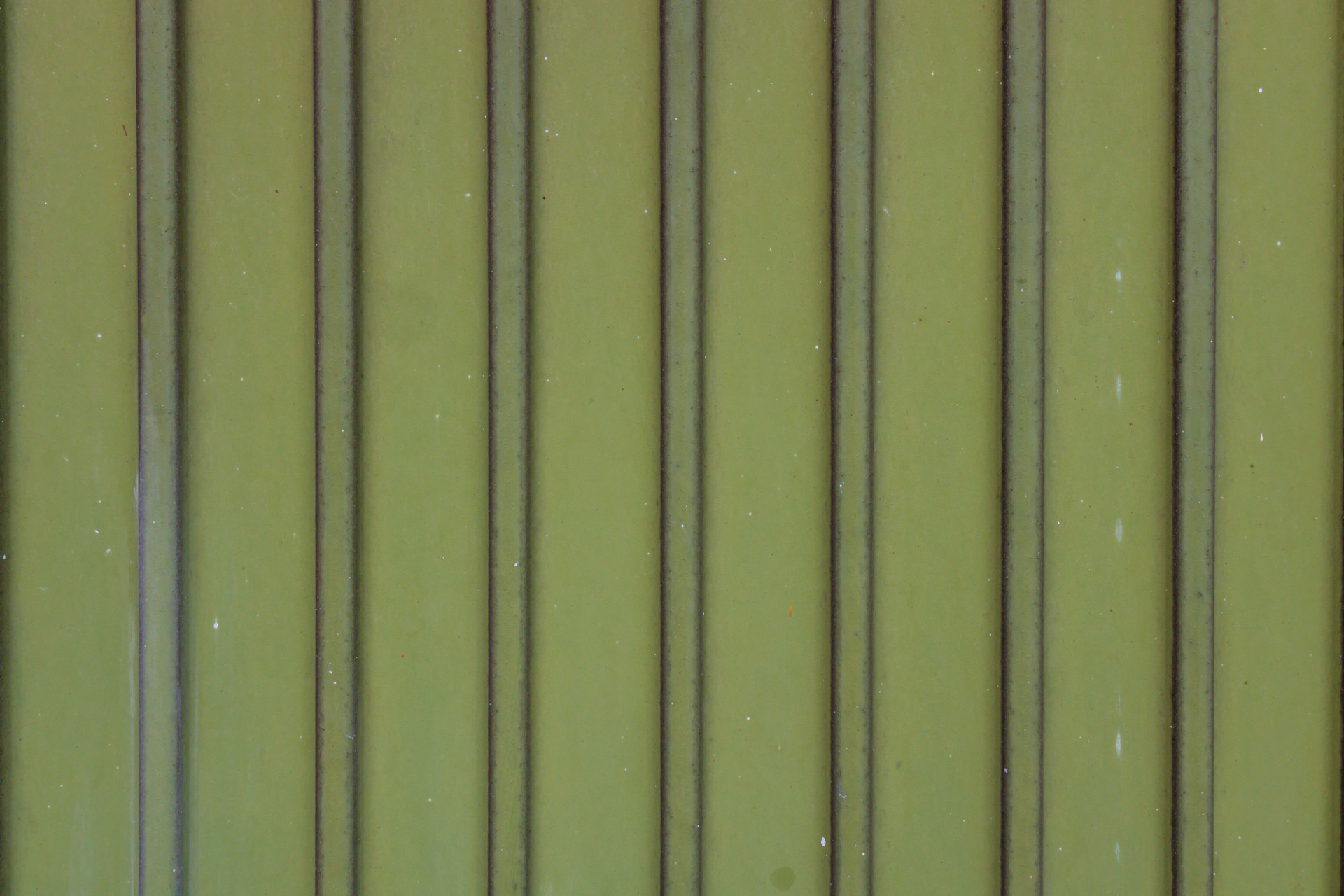 Green Container Metal Texture