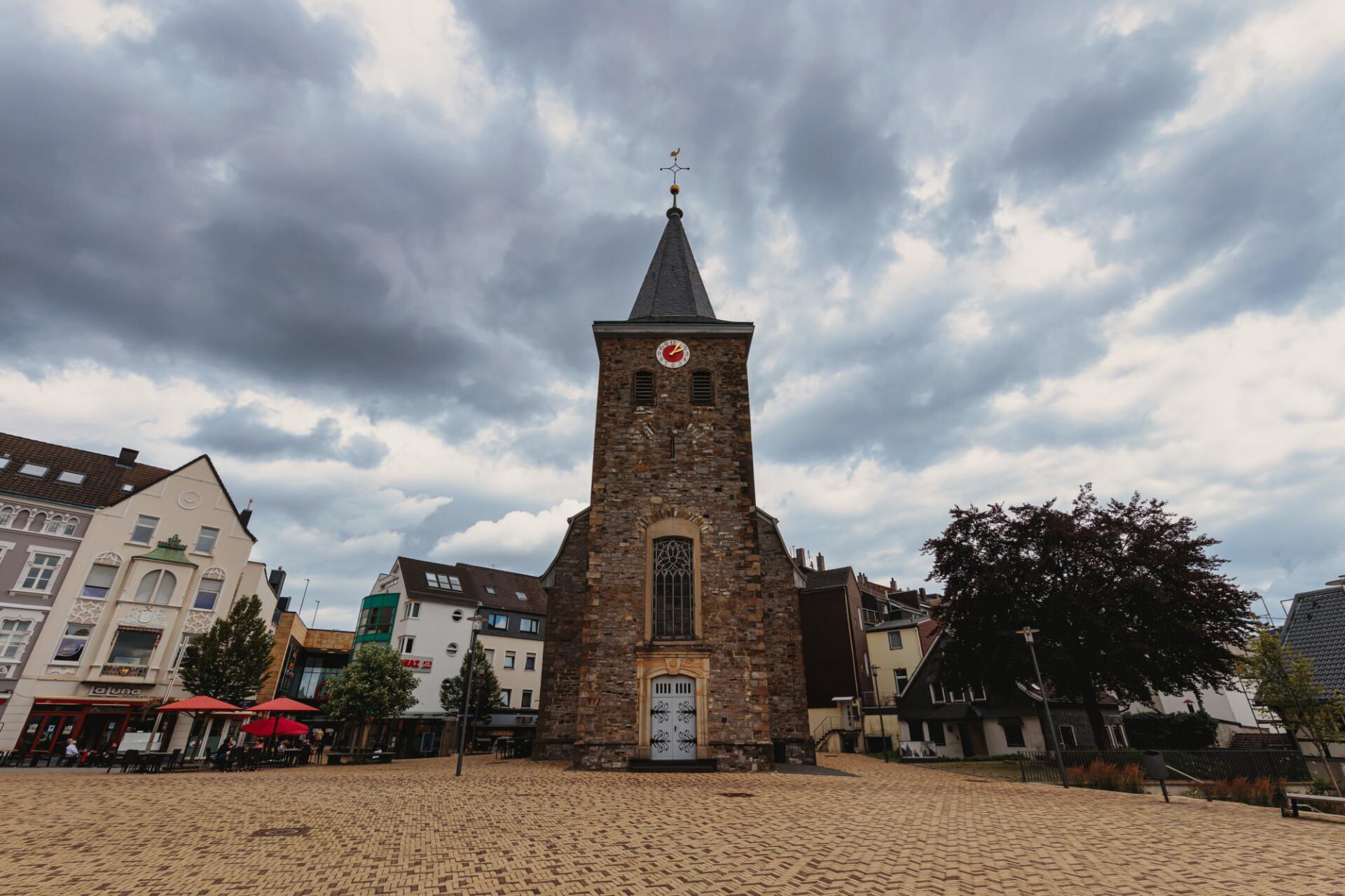 Church Square in Velbert