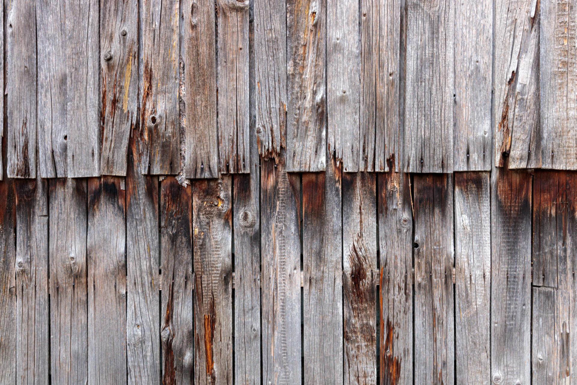 old wood slats texture