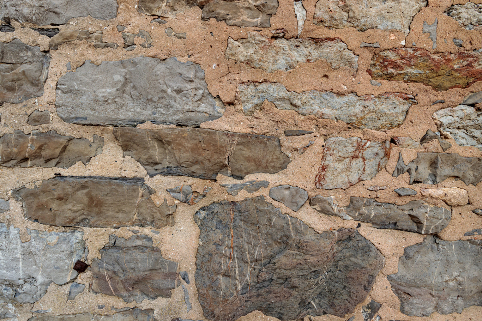 medieval stone wall texture