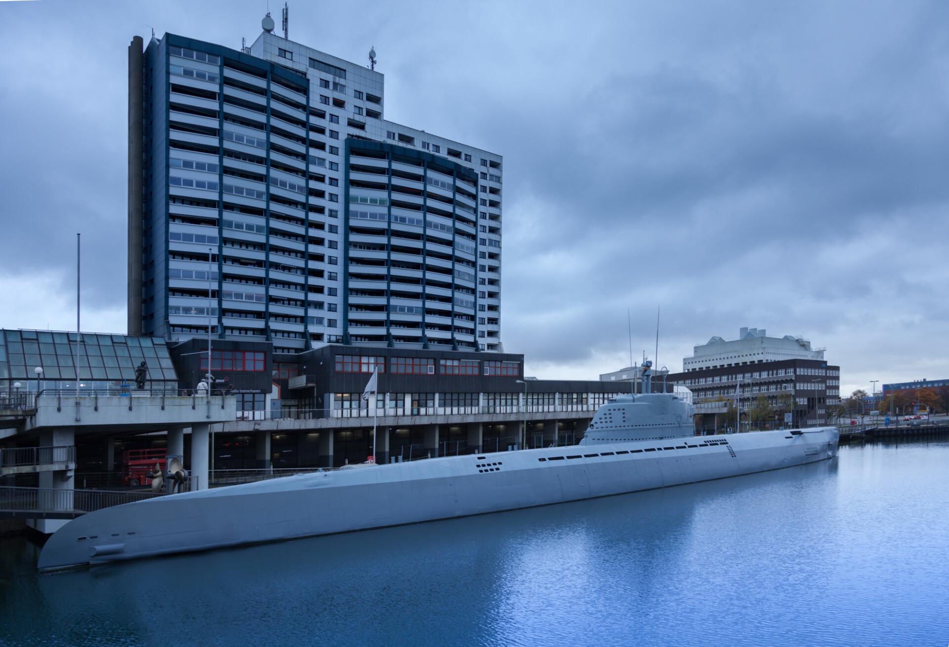 war submarine