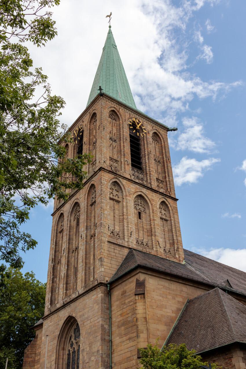 Propsteikirche St. Peter und St. Paul in Bochum