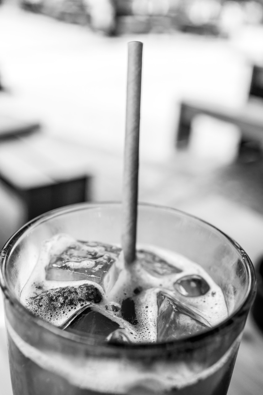 Cocktail Black and White