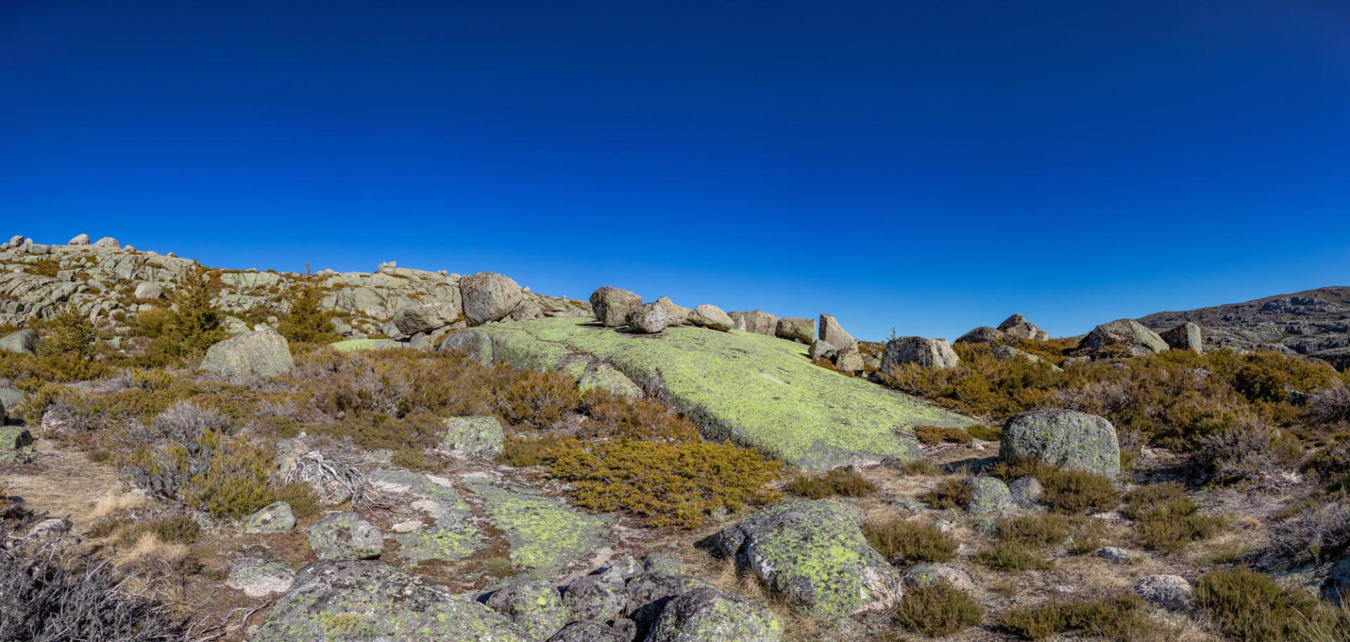 Crista do Carvalhalzinho Landscape