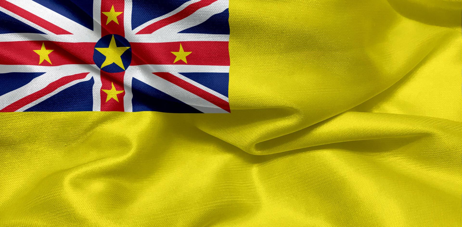 Flag of Niue (New Zealand)