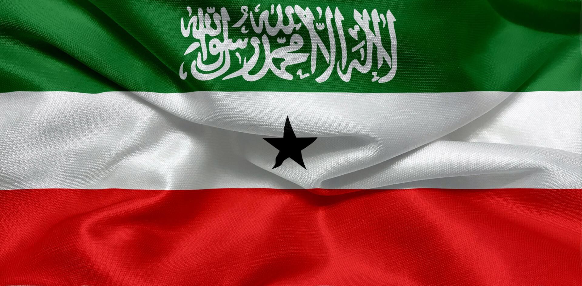 Flag of Somaliland