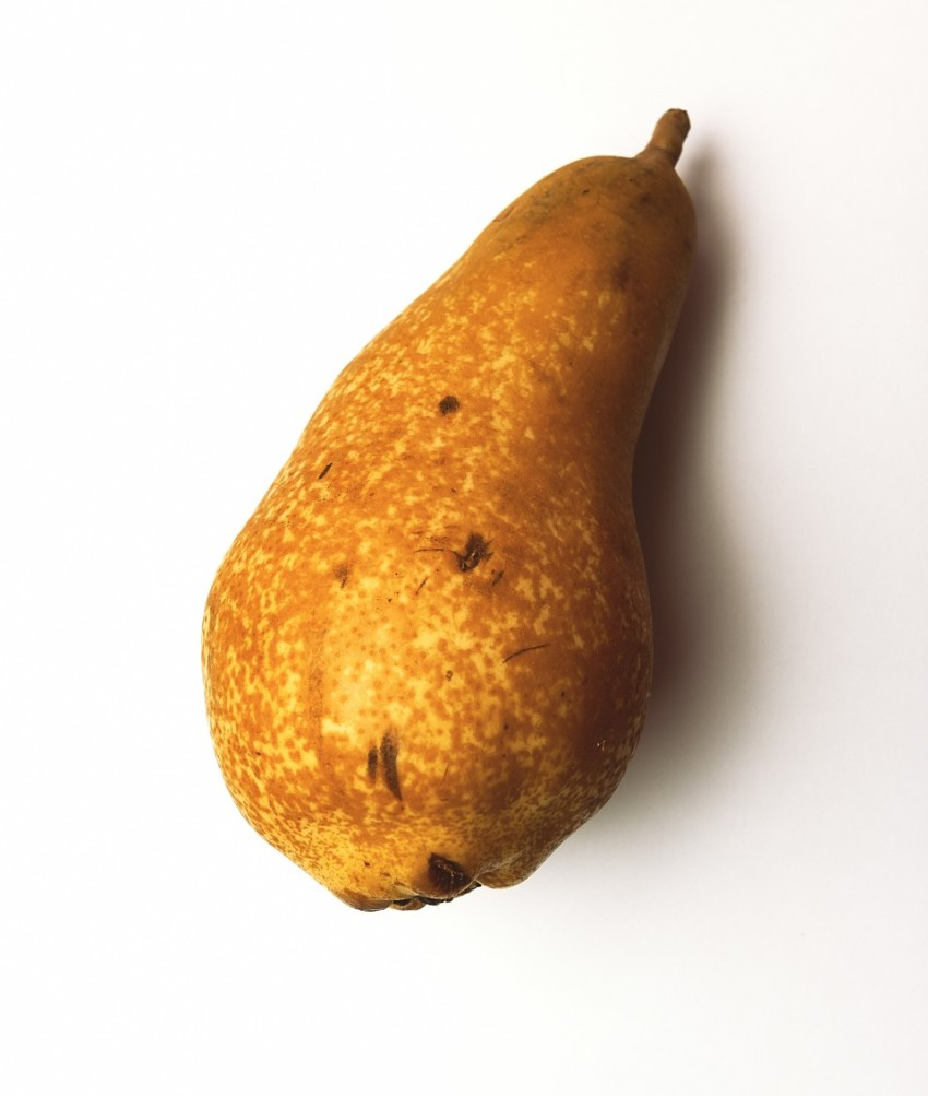 pear white background