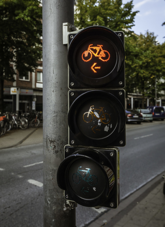 bicycle traffic lights