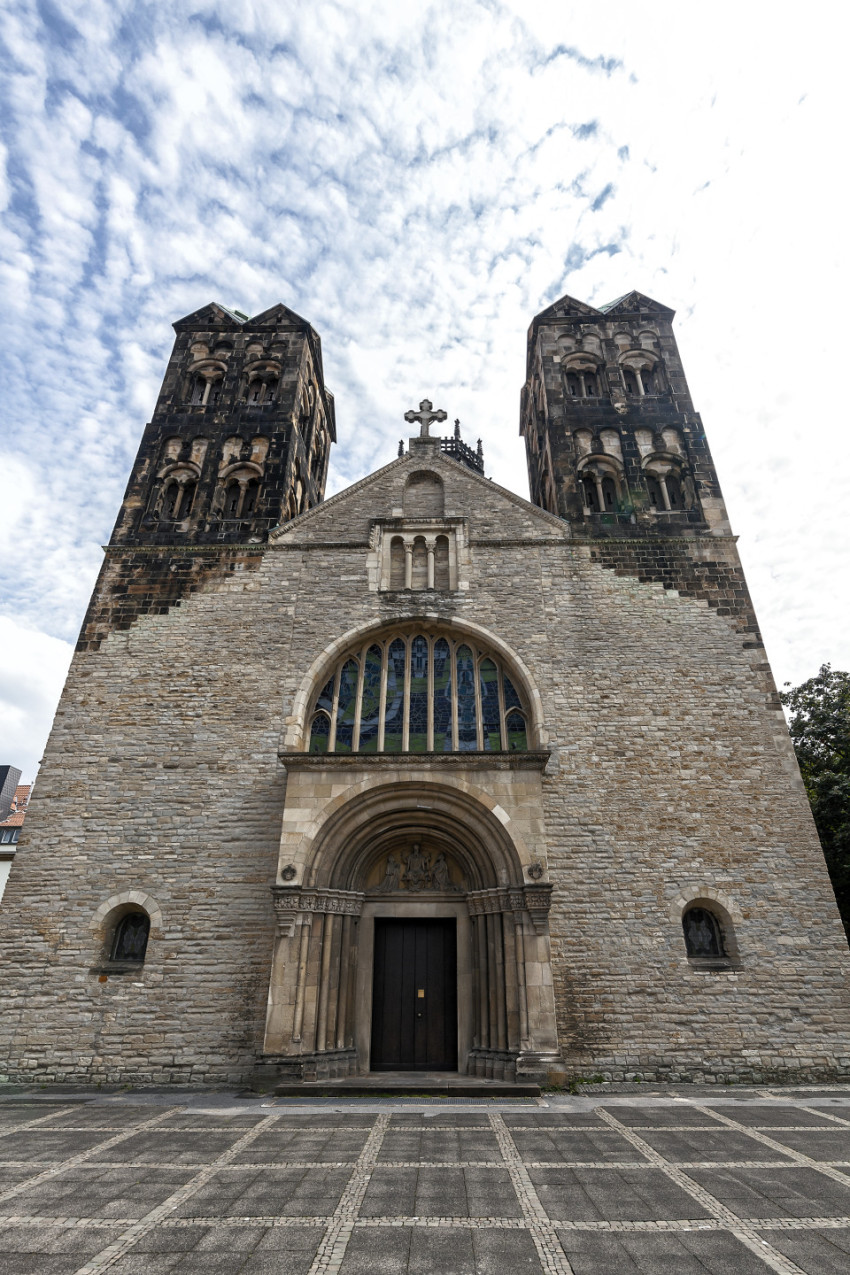 st ludgeri church munster