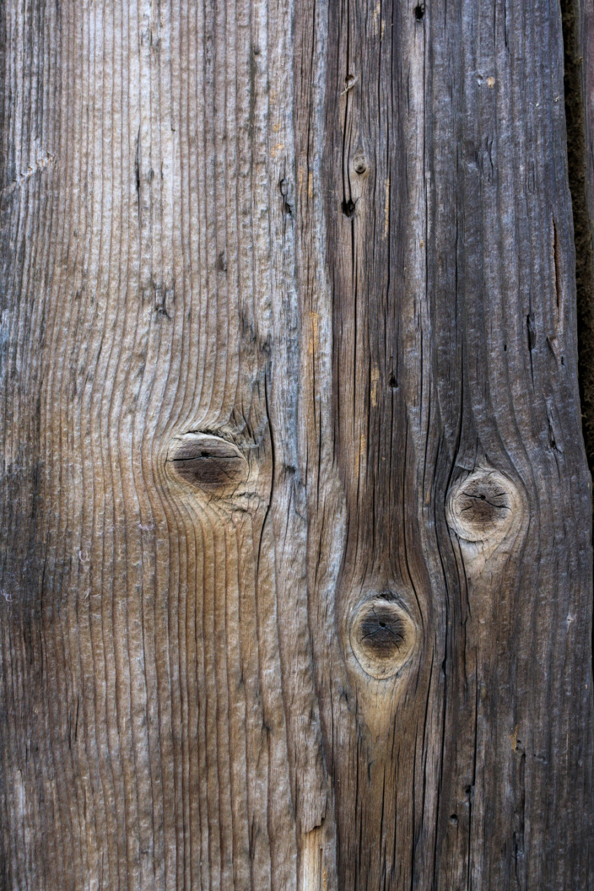 Rustic weathered wood background surface texture