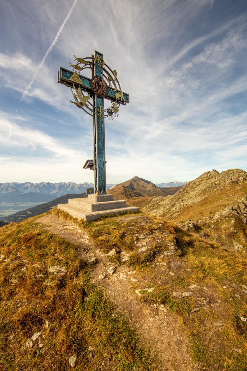 Mountain Summit Cross