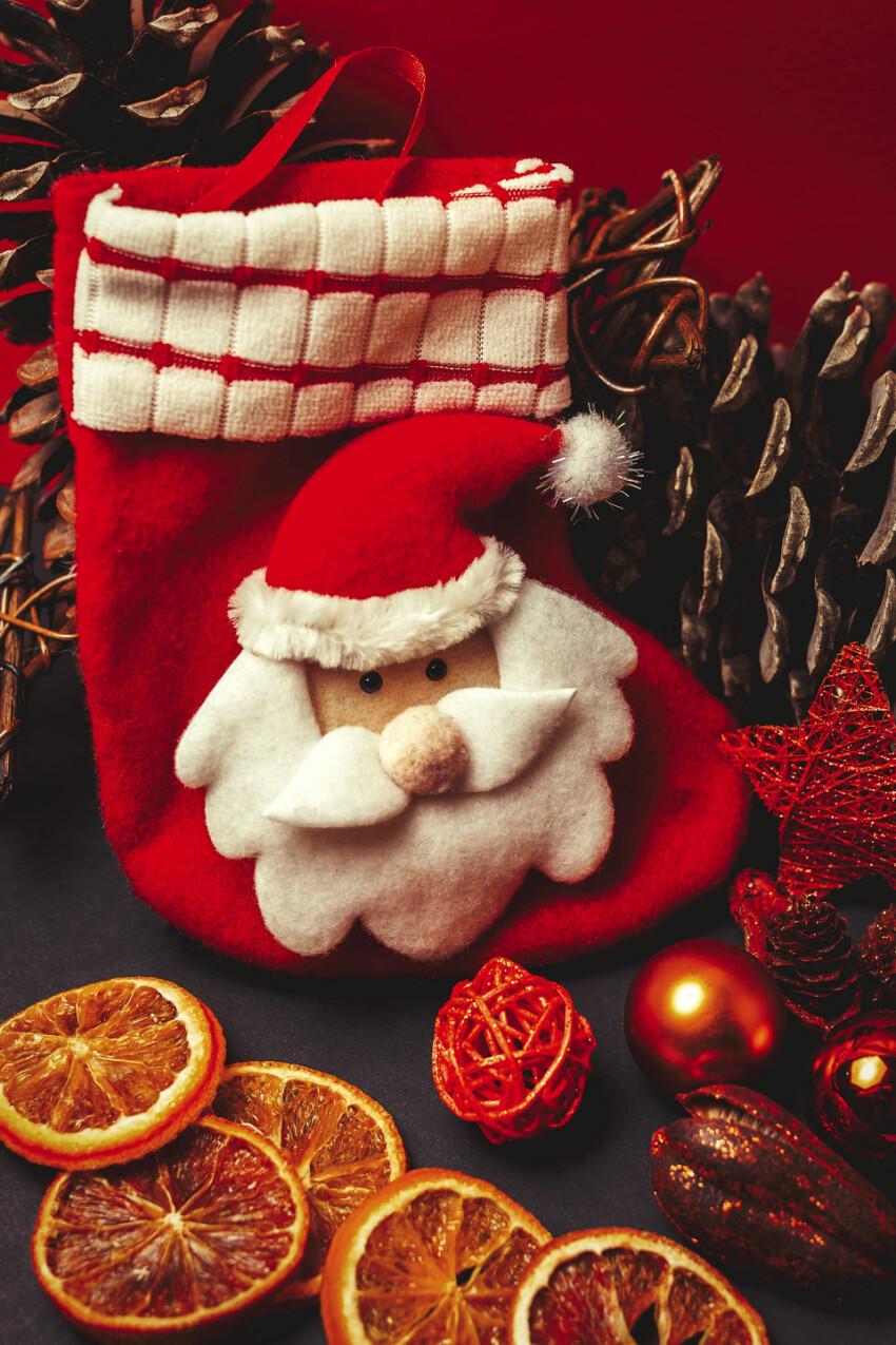christmas decoration xmas sock