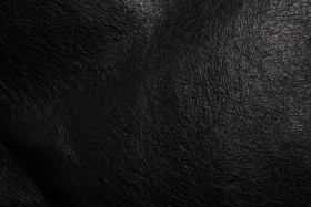 Stock Image: Black leather texture background