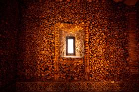 Stock Image: capella dos ossos