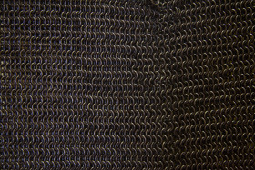 Stock Image: chain mail texture