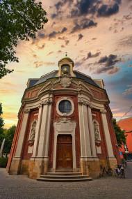 Stock Image: Clemenskirche in Münster