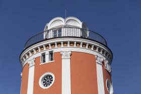 Stock Image: Elisenturm in Wuppertal Germany - observation tower