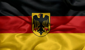 Stock Image: flag of germany