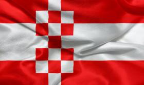 Stock Image: Flag of Hamm