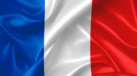 Stock Image: french flag