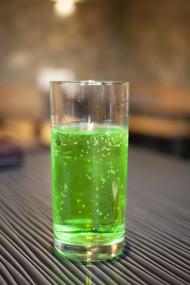 Stock Image: Green lemonade