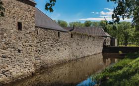 Stock Image: Haus Kemnade Castle
