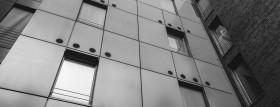 Stock Image: Modern architecture windows