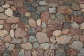 Stock Image: mosaic stone floor texture
