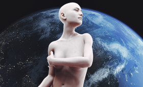 Stock Image: mother earth