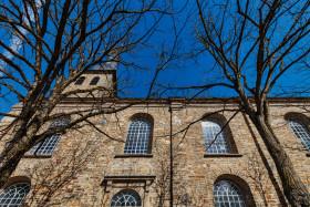 Old Church in Velbert Langenberg