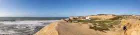 Stock Image: Praia do Seixo