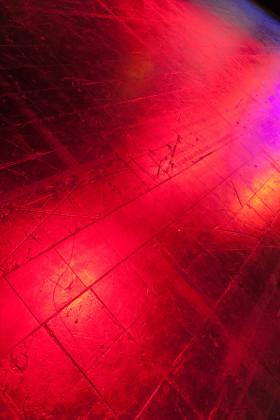 Stock Image: red floor