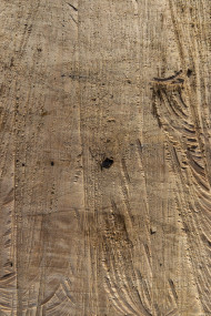 Stock Image: sawn wood grain texture