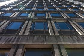 Stock Image: skyscraper windows