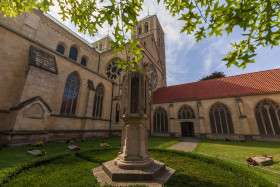 Stock Image: St. Paulus Dom in Münster - Cathedral, North Rhine-Westphalia by Germany