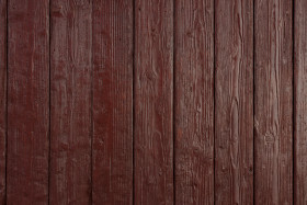 Stock Image: thick painted wood planks texture