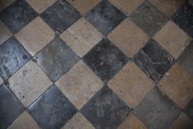 Stock Image: vintage stone floor texture