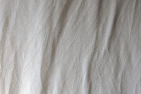 Stock Image: White cloth sheet texture