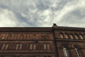 Stock Image: wuppertal elberfeld am wall