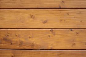 Stock Image: yellowish wood texture background